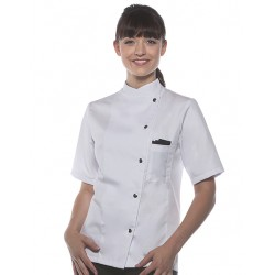 Ladies Chef Jacket Greta Wit