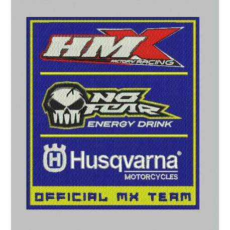 HMX Borduurbestanden