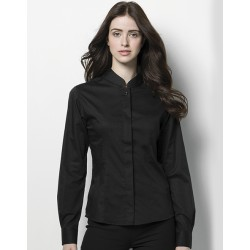 Bargear™ Mandarin Collar Shirt Lady LS