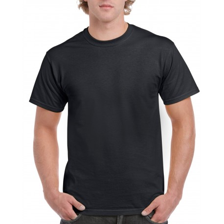 Gildan T-shirt Ultra Cotton Zwart